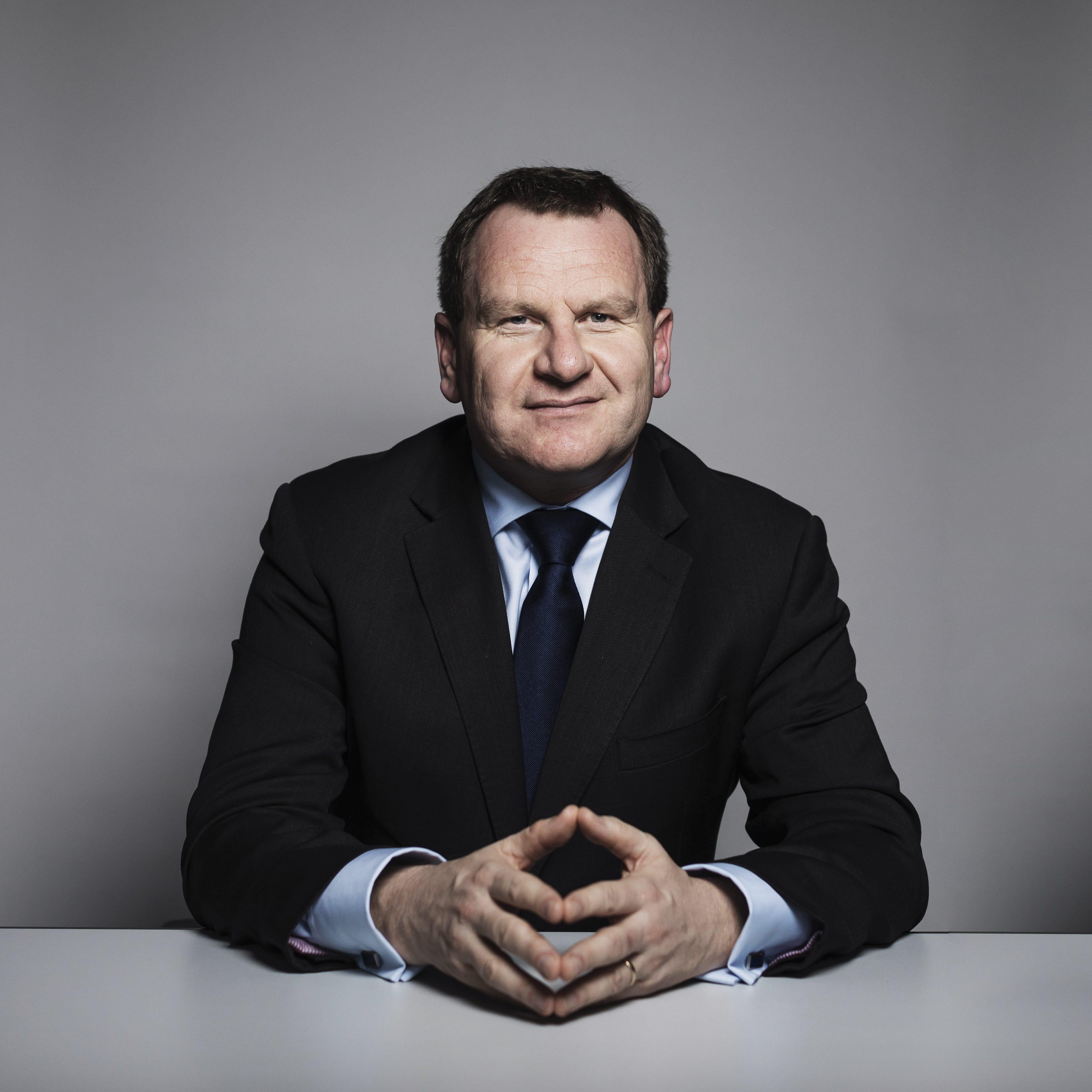 Danny McCoy {br}  CEO Ibec